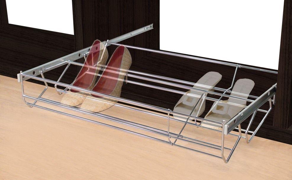 Zapatero extraíble y adaptable en el ancho. Se presenta en cuatro medidas distintas.