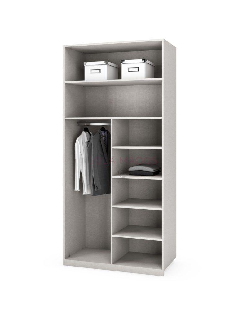 Precio de cajoneras para interiores de armarios lola mados - Baldas de diseno ...